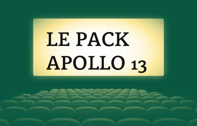 Pack home cinema Apollo 13 dhc marseille