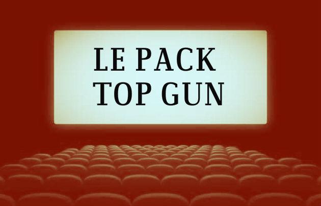 Le pack Top Gun pour un recul jusqu'à 4 mètres