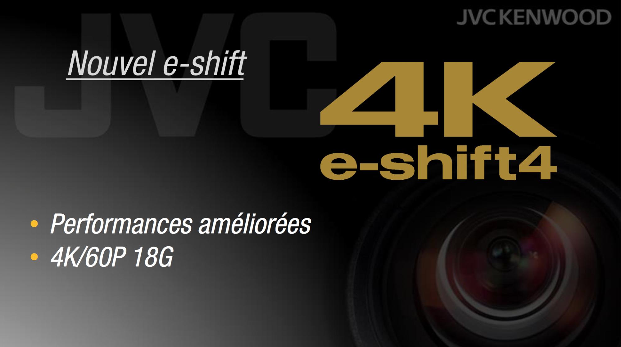 e-shift4 JVC DLA-X9000