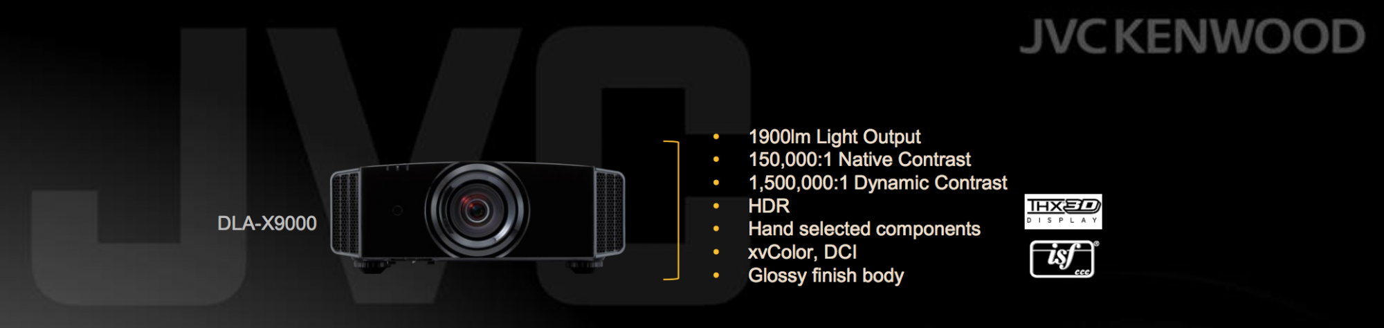 videoprojecteur JVC DLA-X9000