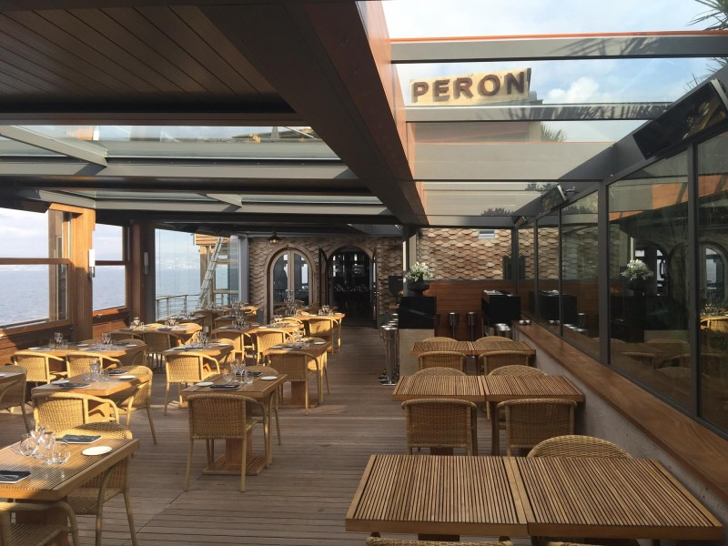 Restaurant Péron Corniche Marseille