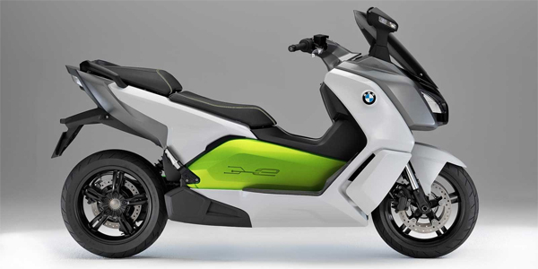 BMW C EVOLUTION à Marseille