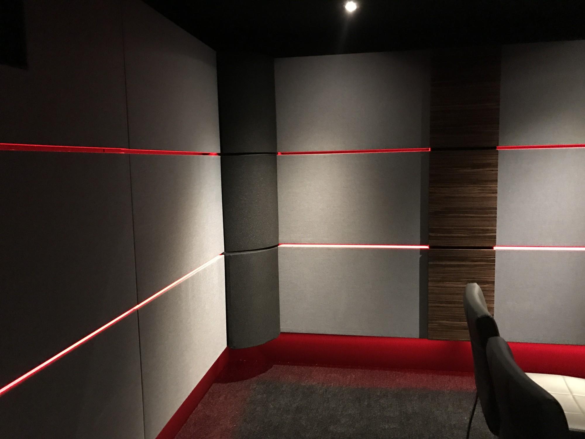 Spécialiste en Traitement acoustique pour salle de cinema privé
