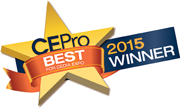 CEPro Best Winner 2015 Krika