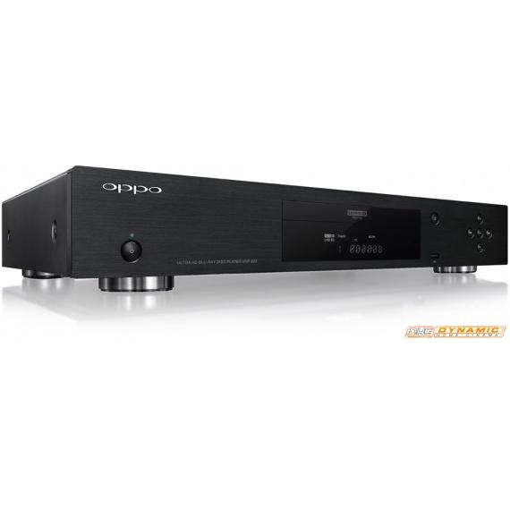 OPPO UDP-203 son video haut de gamme