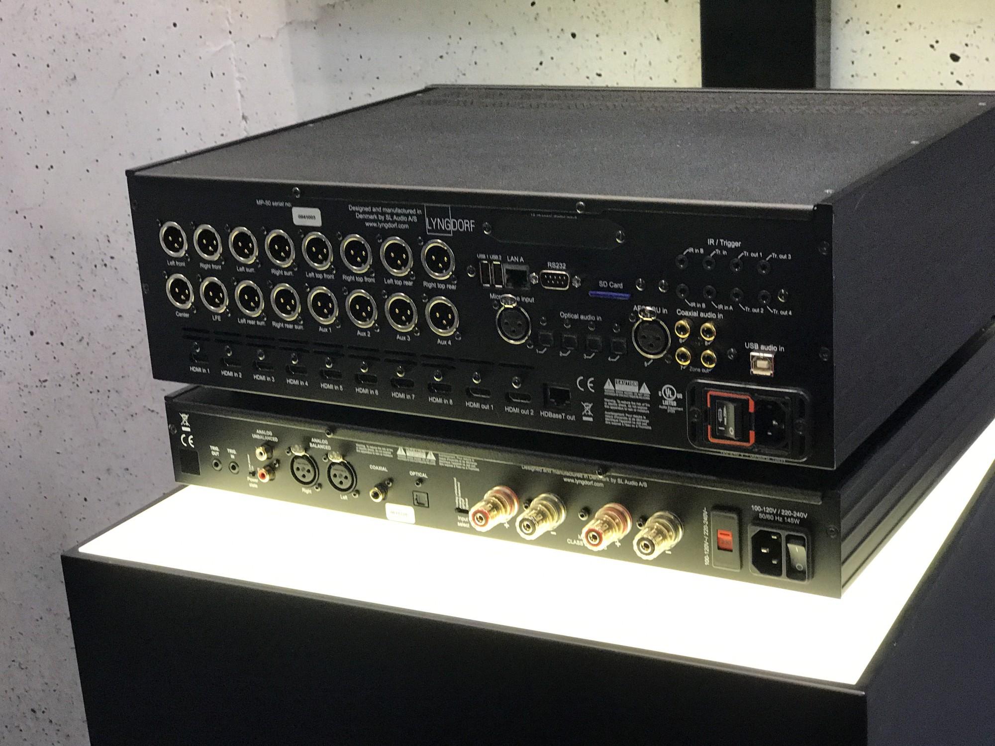 Lyngdorf MP50 en écoute à Marseille