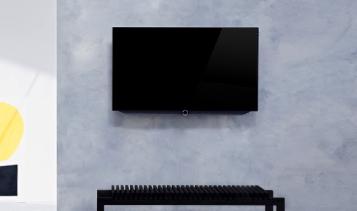 Loewe OLED Bild 7.77 Fixation murale orientable WMF7