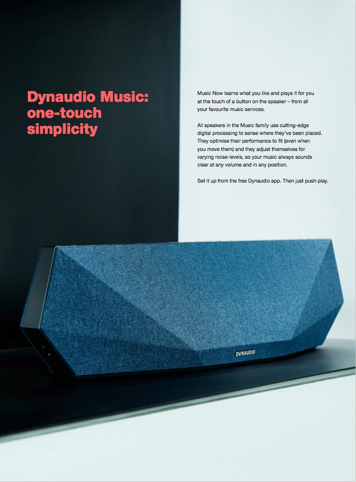 écouter Dynaudio Music 3 à Marseille