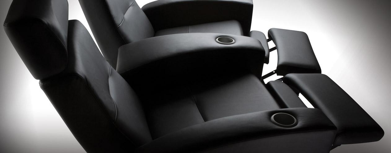 fauteuil home cinema pour la maison à Port Grimaud