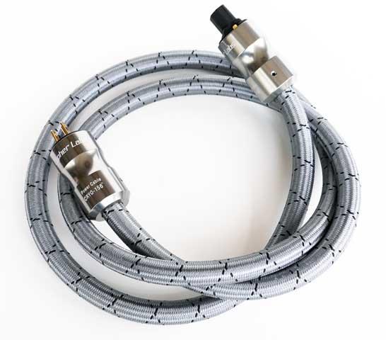 cable cordon secteur hifi