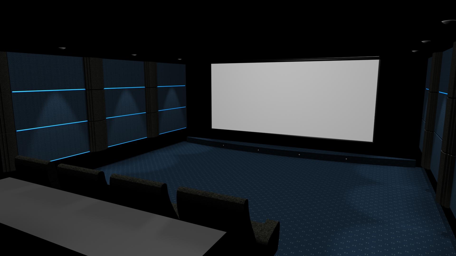 cinema privé par Jean Pierre Lafont