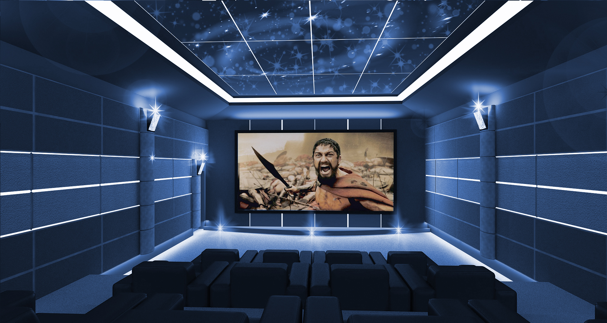 salle de cinema design marseille