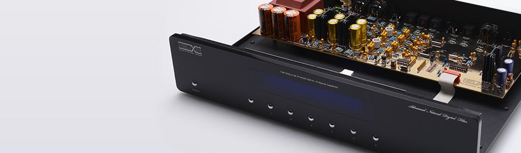 Helixir Audio HRD-DAC convertisseur haute fidélité à Paris