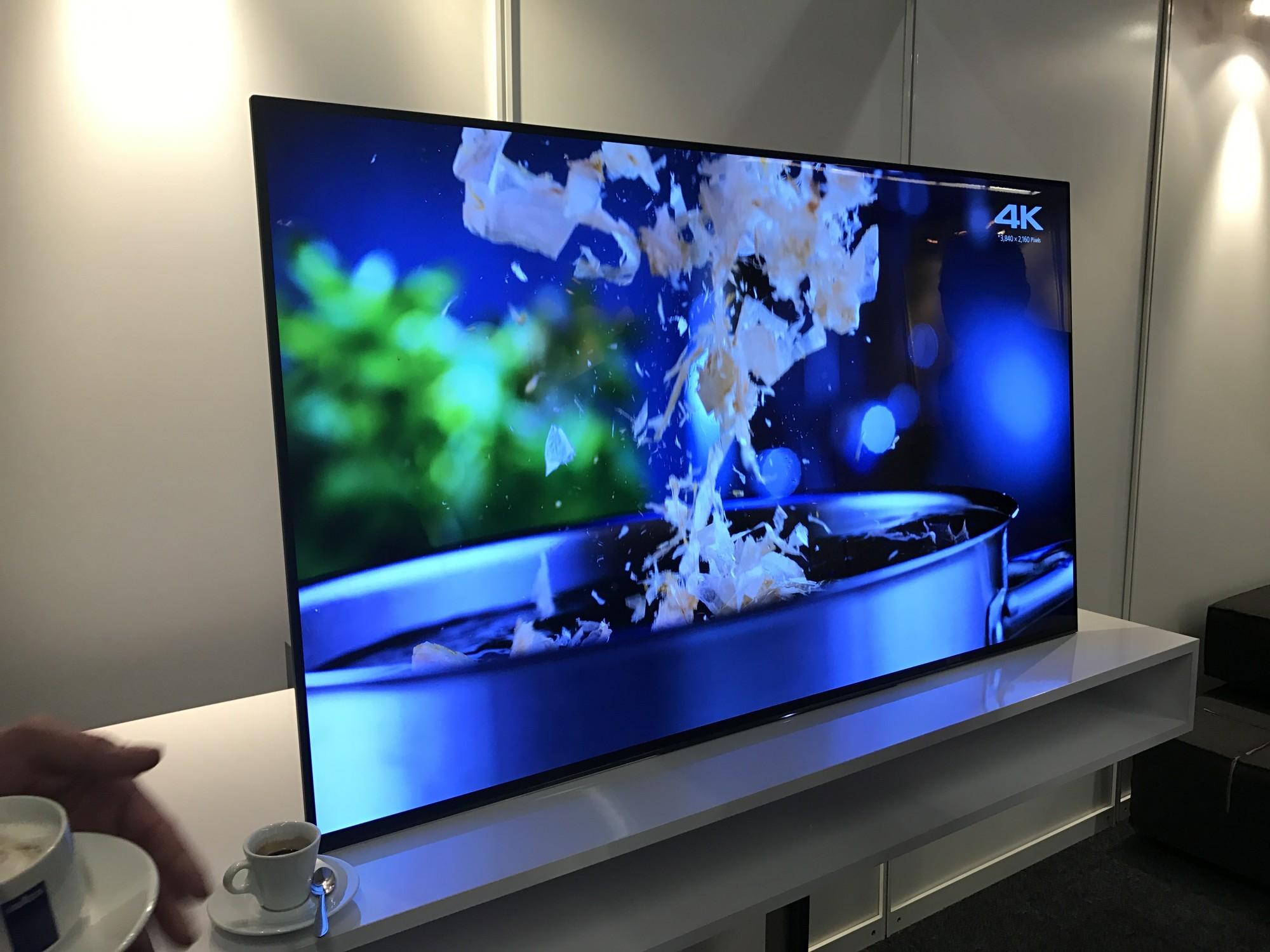 Meilleur TV OLED Sony dynamichomecinema.fr