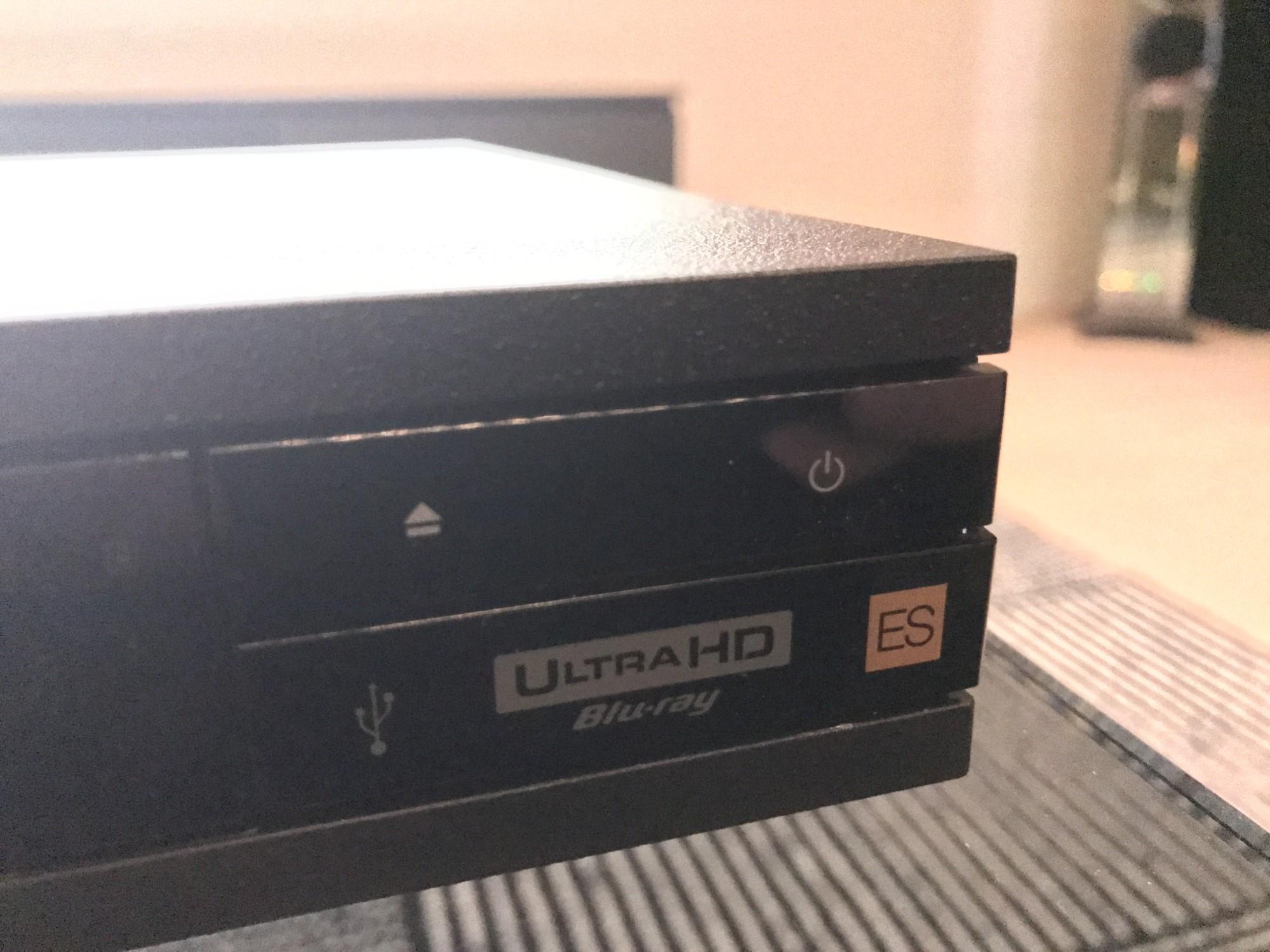 Lecteur Blu-ray 4k sony UBP-X1000ES