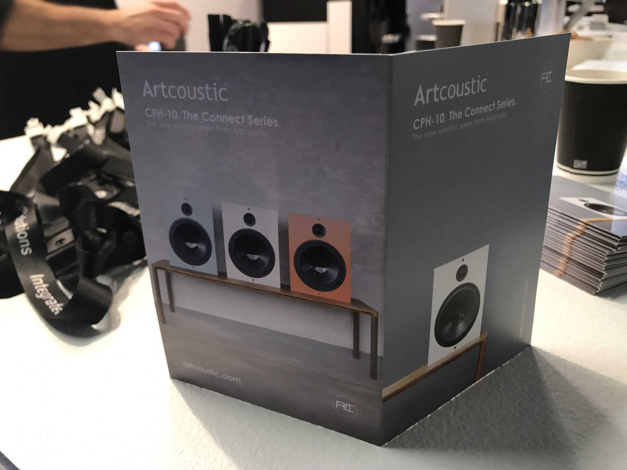 Enceintes Bluetooth artcoustic CPH-10