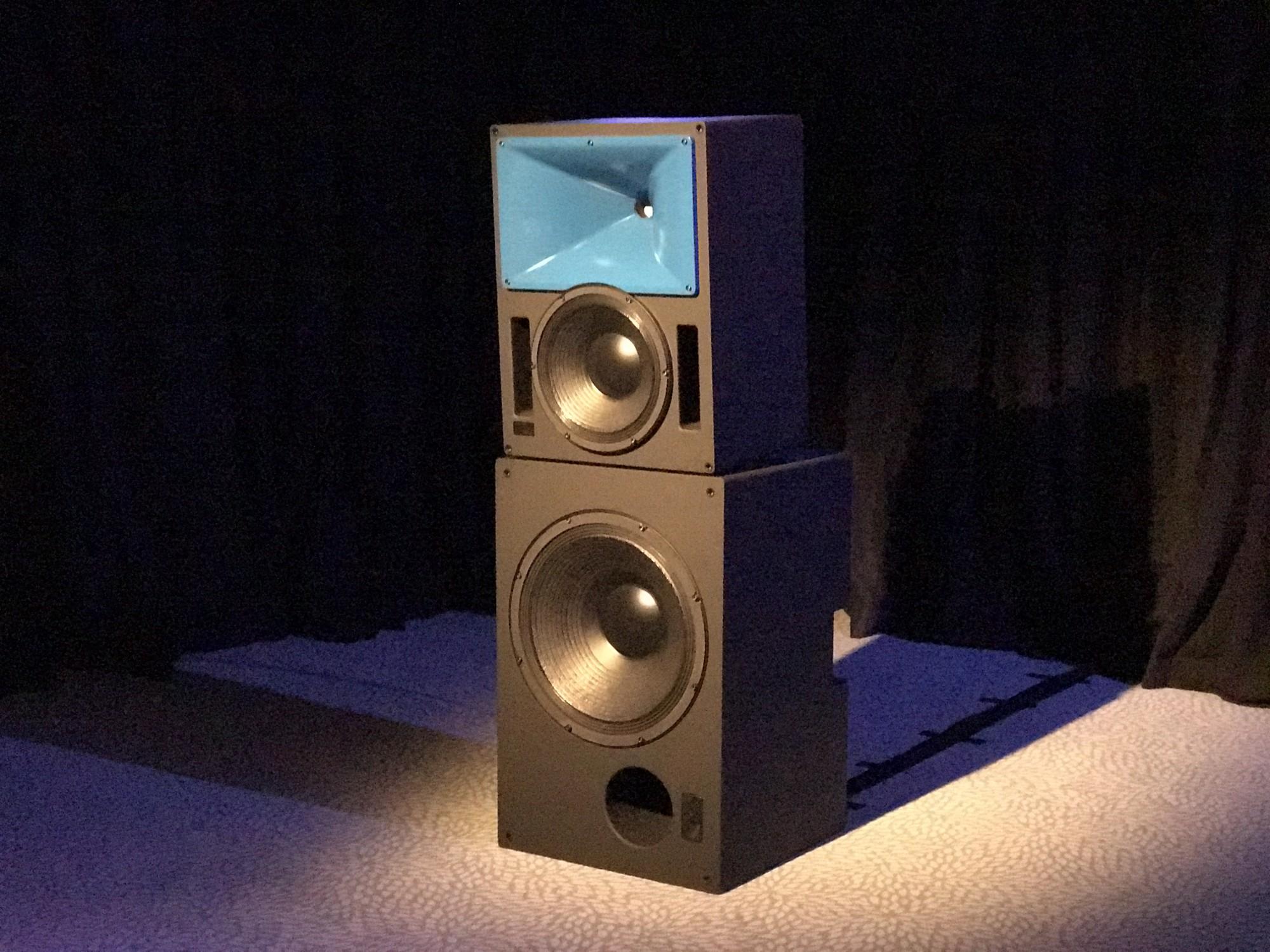 Le système haut de gamme de Meyer Sound nom de code Blue Horn