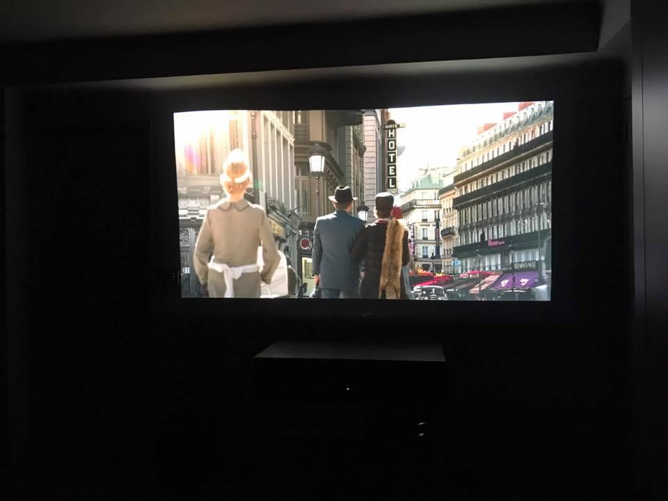 videoprojecteur Sony VPL-VZ1000ES à Palette