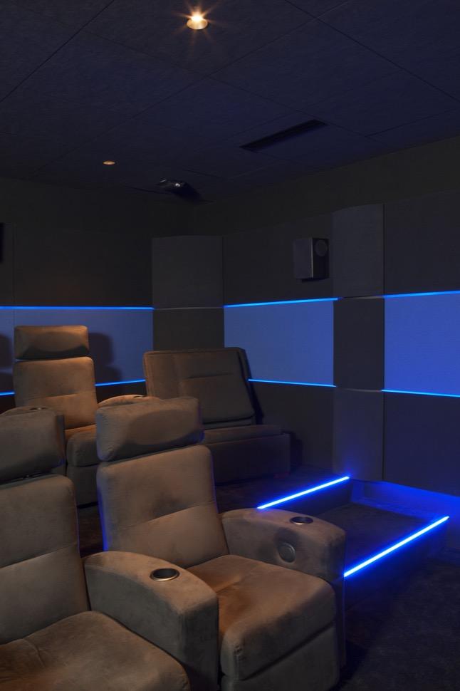 fauteuil de cinéma Salamander Designs