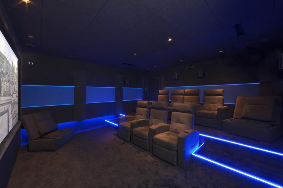 home cinema haut de gamme dans le Var